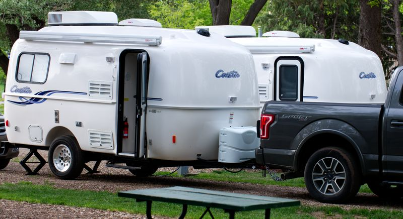 2020 Casita Spirit Deluxe or Standard, Travel Trailers RV ...
