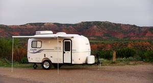 2020 Casita Liberty Deluxe or Standard