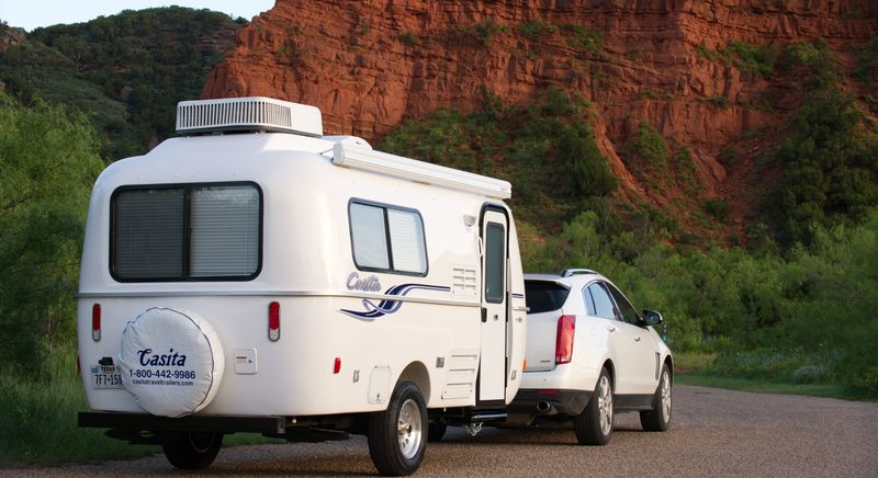 2021 Casita Spirit Deluxe or Standard, Travel Trailers RV For Sale ...