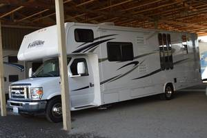 2014 Forest River Forester 3121DS