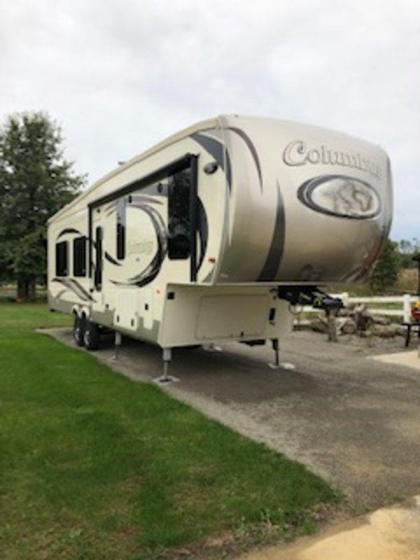 2018 Palomino Columbus 340RKC