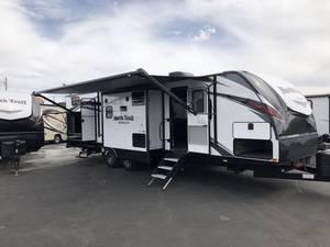 2018 Heartland North Trail 33BKSS