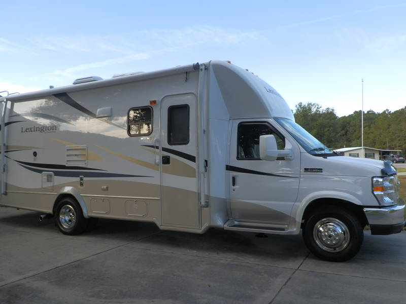 2013 Forest River Lexington 265DS