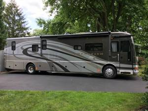 2007 American Coach American Tradition 40Z