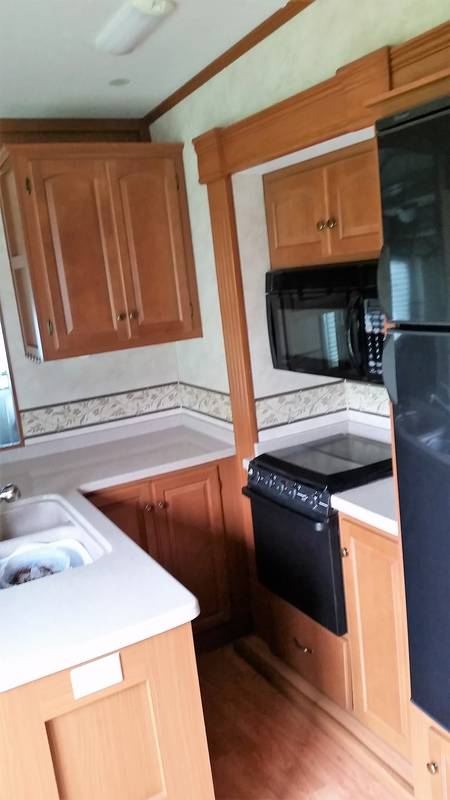 2007 Glendale RV Titanium 34E39QS