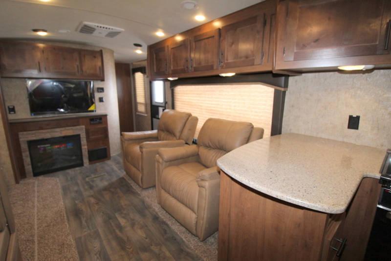 2020 Outdoors RV Black Stone 280RKS