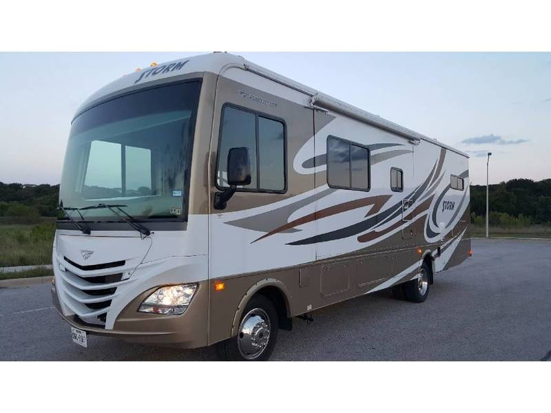 2012 Fleetwood Storm 32bh Class A Gas Rv For Sale By