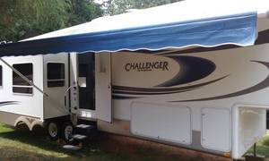 2007 Keystone Challenger 35CKQ