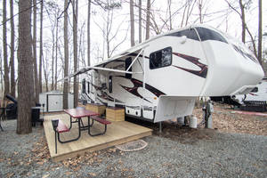 2012 Keystone Raptor 300MP Extreme Temperature Package