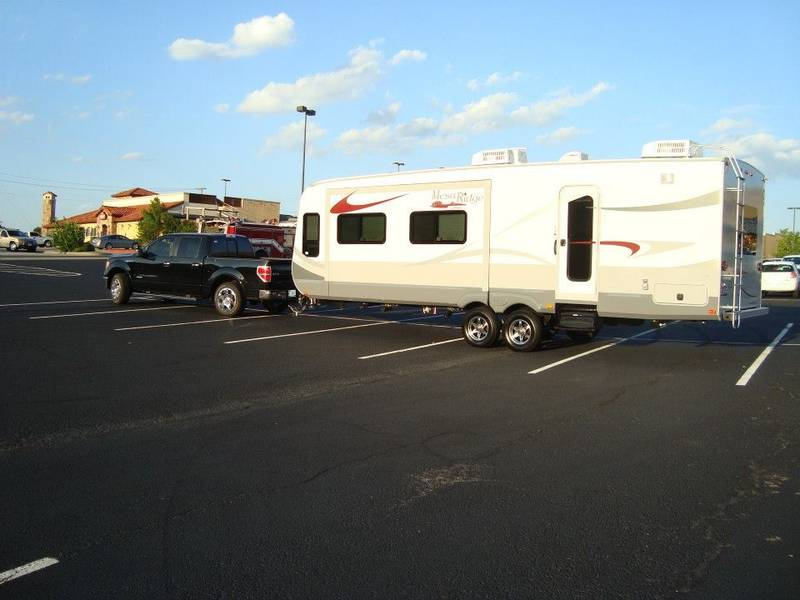 2012 Highland Ridge RV Mesa Ridge MR281F