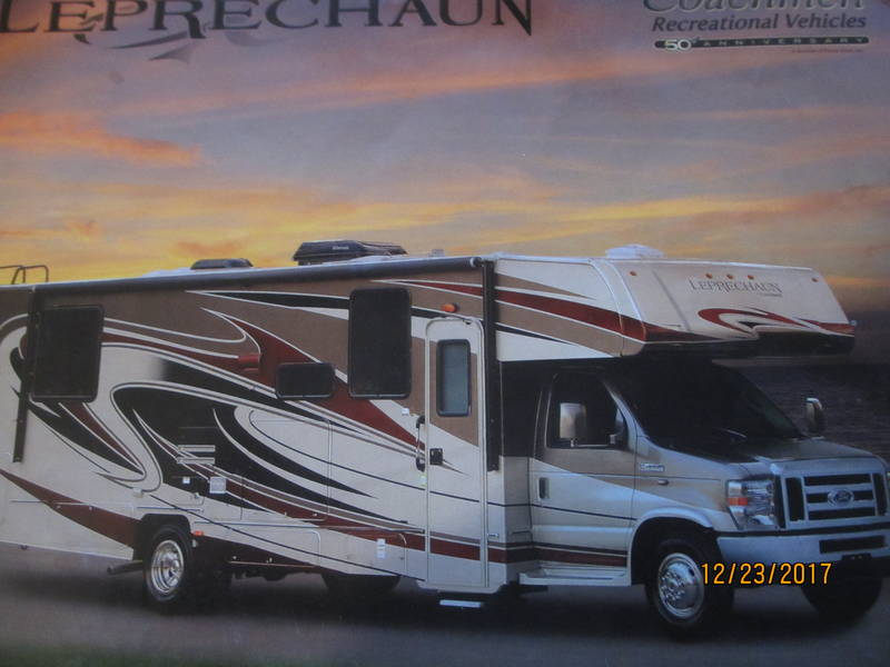 2015 Coachmen Leprechaun 319DS, Class C RV For Sale By Owner in ...