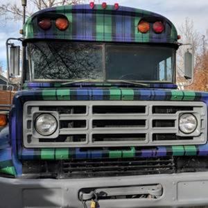 1990 GMC Blue Bird Bus