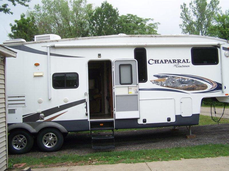 2012 Coachmen Chaparral 345BHS