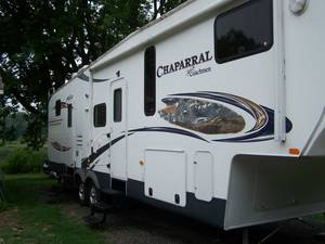2012 Coachmen Chaparral 345BHS
