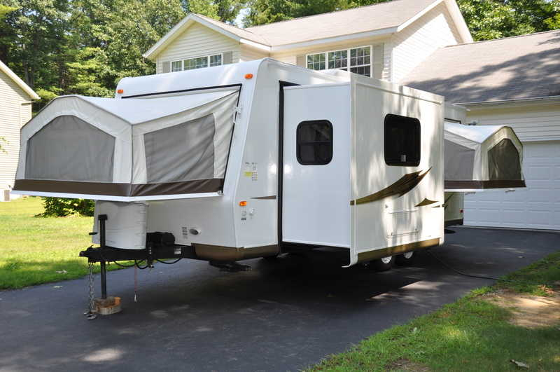 2013 Forest River Rockwood Roo 233S, Travel Trailers ...