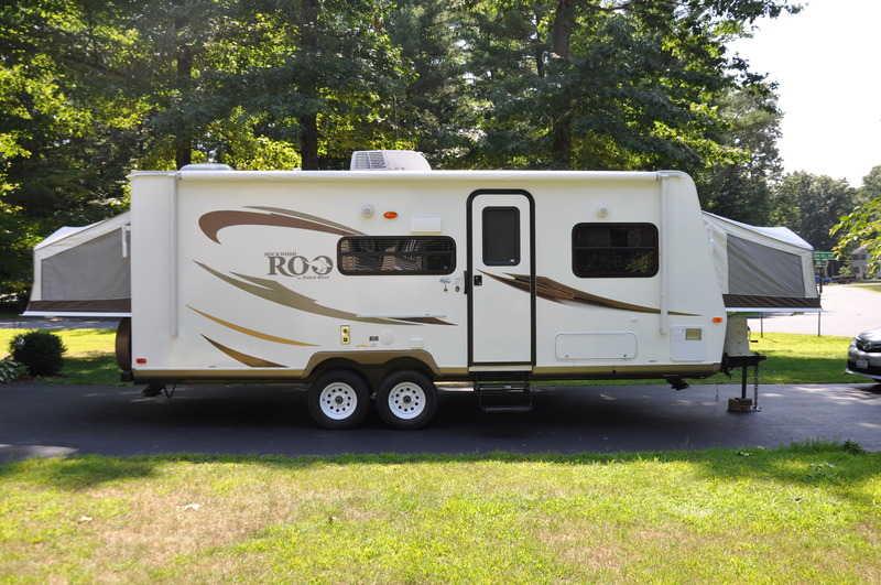 2013 forest river rockwood roo 233s travel trailers hybrid rv for sale by owner in johnstown. Black Bedroom Furniture Sets. Home Design Ideas