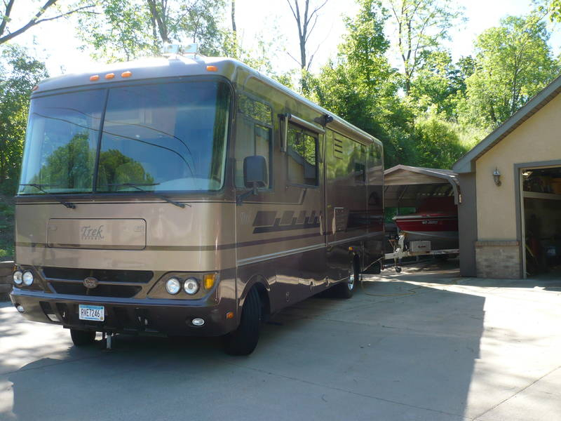 2004 Safari Trek 29RBD