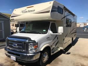 2016 Coachmen Freelander 22QB Ford