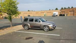 2011 Chevrolet HHR LT