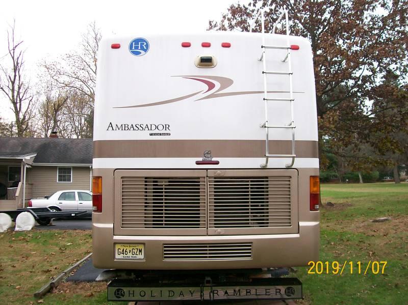 2003 Holiday Rambler Ambassador 36PST