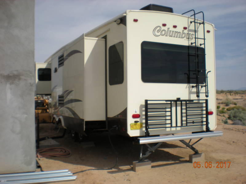 2013 Palomino Columbus 320RS