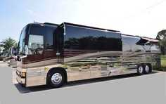 2003 Prevost  Royale Coach XLII Single Slide