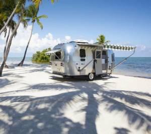 2018 Airstream International 19CB Tommy Bahama