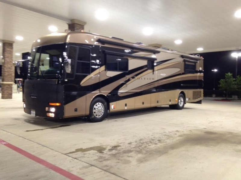 Used Travel Trailers For Sale By Owner >> 2004 American Coach American Tradition M40W, Class A ...