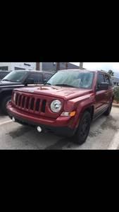 2016 Jeep Liberty 4 door