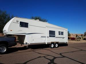 2004 R-Vision Trail-Lite Trail Bay 3000 series 527RLSS