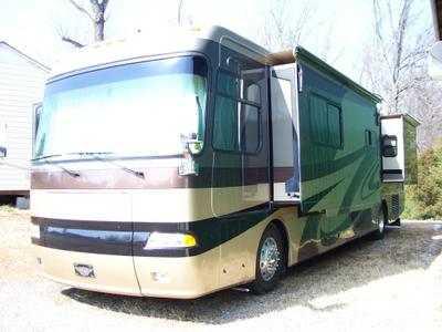 2003 Monaco Windsor 40pbd Class A Diesel Rv For Sale By