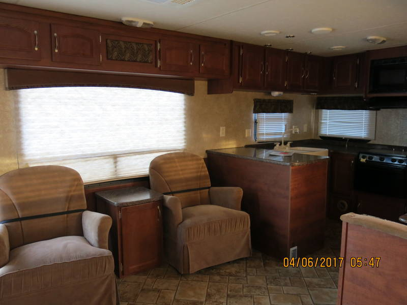 2012 Riverside RV Riverside 29RKS
