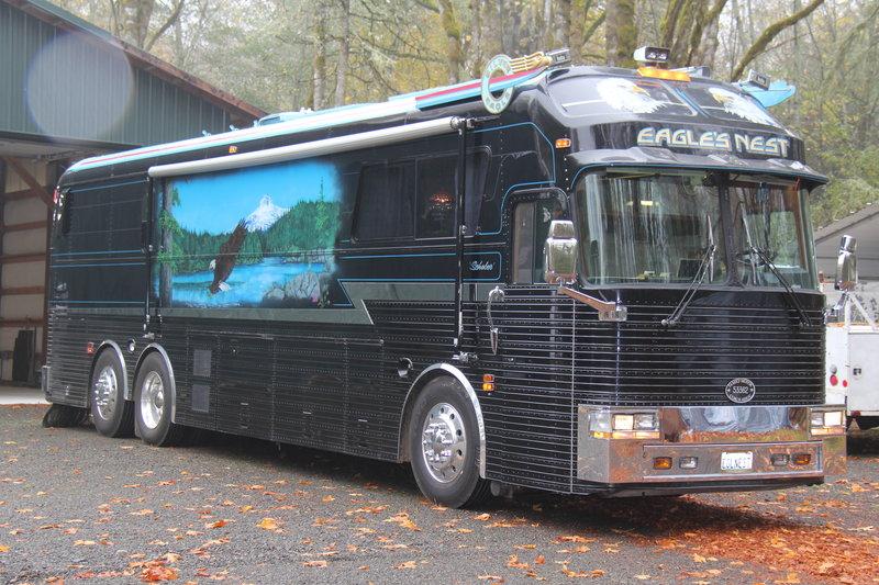Tour Bus For Sale >> 1991 Eagle Bus Silver Eagle Bus For Sale Port Angeles Wa