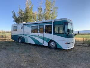 1999 Western RV Alpine Coach AMS 36