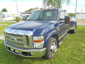 2008 Ford F-350 Lariat Super Duty Extended Cab