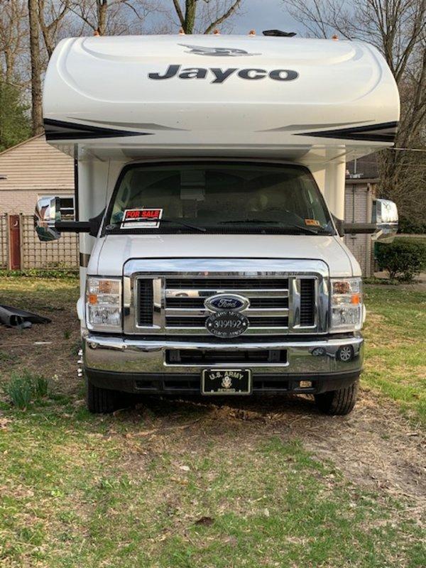 2018 Jayco Greyhawk 31fs Class C Rv For Sale By Owner In