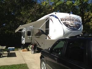 2012 Heartland Bighorn 3685RL