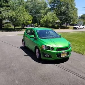 2016 Chevrolet Sonic LT Hatchback