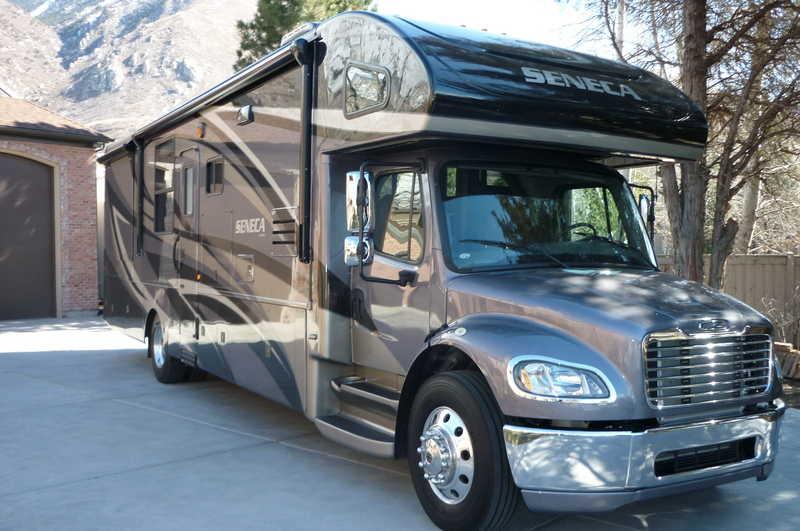 2013 Jayco Seneca 36 Fk Class C Rv For Sale In Lehi Utah