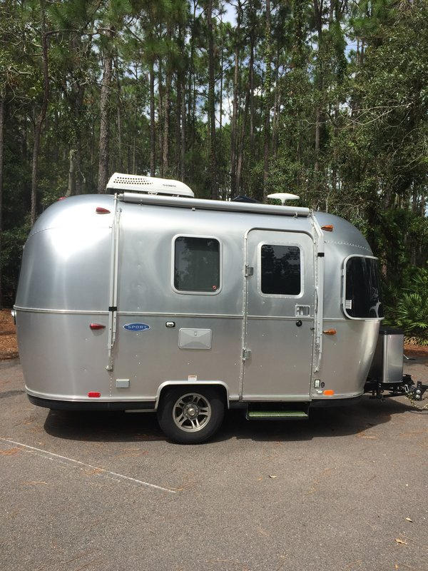 2018 Airstream Bambi Sport 16RB for sale - Spring hill, FL