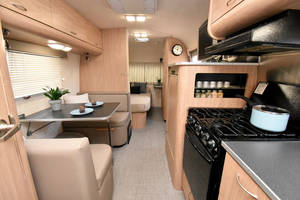 2003 Airstream International Glamper