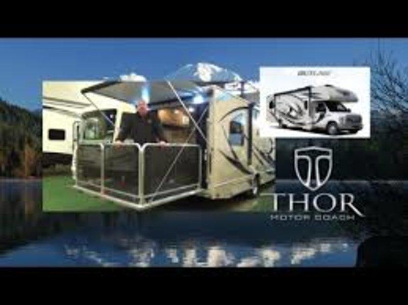 2017 Thor Motor Coach Outlaw 29H