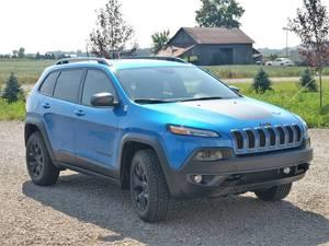 2017 Jeep Cherokee Trail Hawk