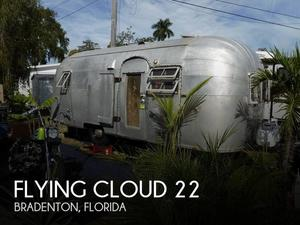 1954 Airstream Flying Cloud 22