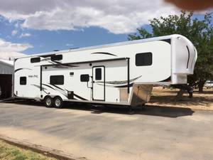2014 Forest River Work and Play 38RLSW