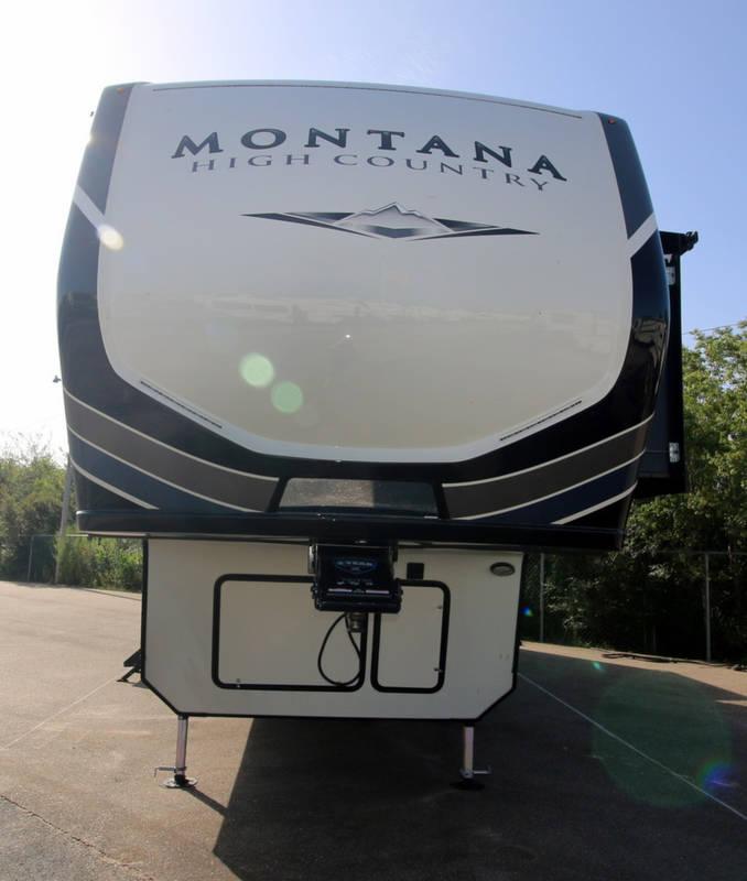 2021 Keystone Montana High Country 373RD