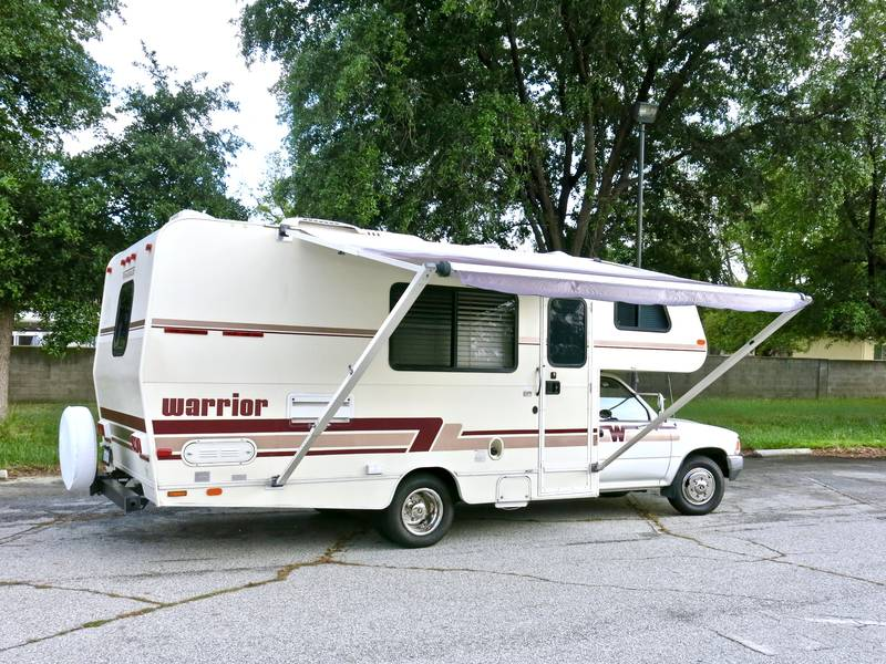 Toyota For Sale By Owner >> 1991 Toyota Warrior By Winnebago For Sale Pasadena Ca