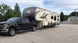 2014 Keystone Montana Mountaineer 350QBQ