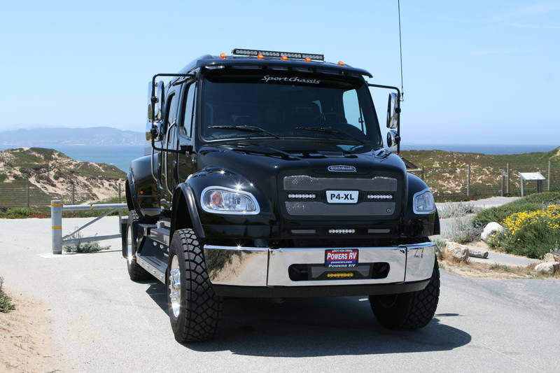 2016 Freightliner Sportchassis P4xl Trucks Rv For Sale In Salinas California Powers Rv