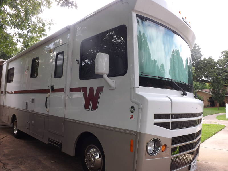 2015 winnebago brave itasca tribute class a gas rv for sale by owner in bedford texas rvt. Black Bedroom Furniture Sets. Home Design Ideas